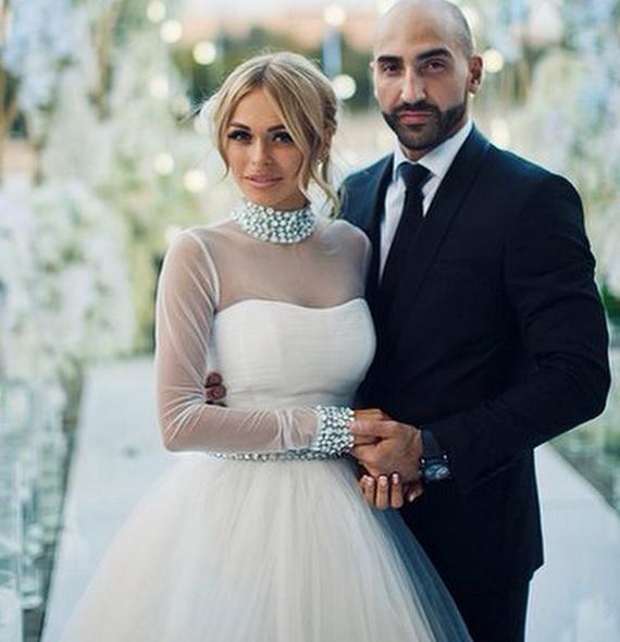 Свадьба анны хилькевич и артура волкова фото
